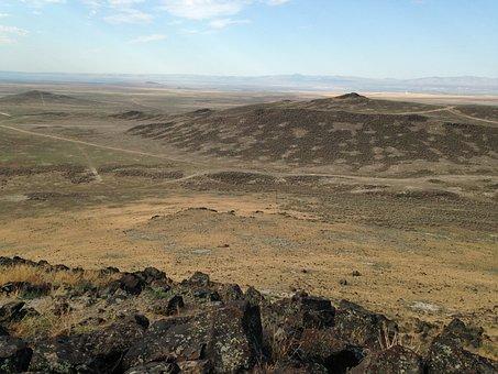 Wilderness, Idaho, Landscape, Park, Birds Of Pray, Usa