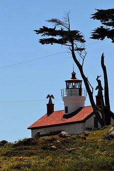 Crescent, City, California, Lighthouse