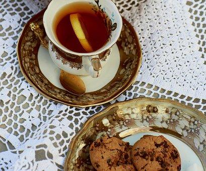 Tee, Cup, Teacup, Porcelain, Decor, Drink, Service