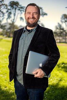 Portrait, Outdoor, Smiling, Developer, Development