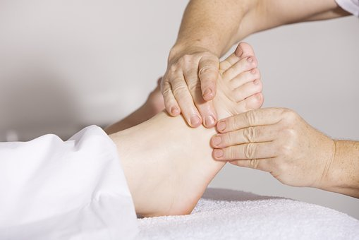 Physiotherapy, Foot Massage, Massage