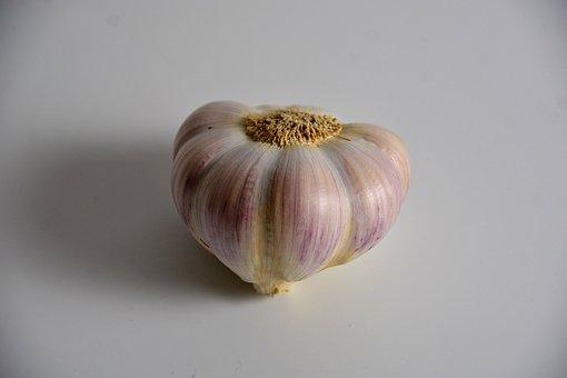 Clove Of Garlic, Garlic, Kitchen, Condiment
