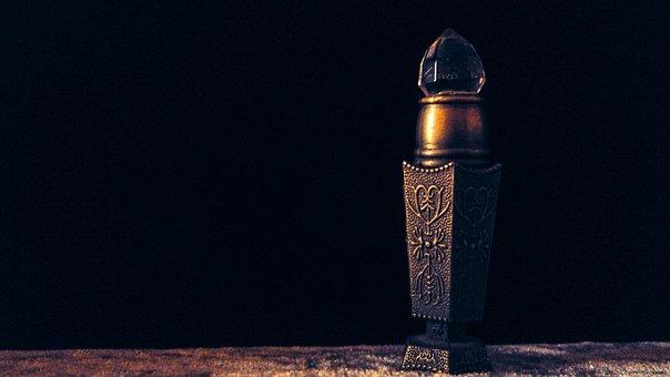 Attar, Perfume, Oil, Dark, Heritage