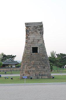 Cheomseongdae, Cultural Property, Monument, Racing