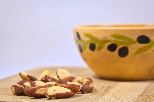 Brazil, Nuts, Health, Healthy, Food, Superfood, Snack