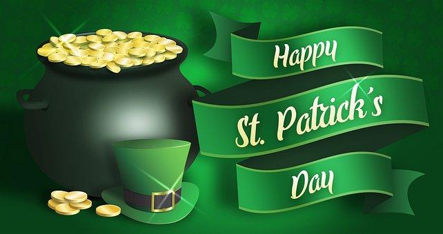 St Patrick's Day, Saint Patricks Day, Cauldron