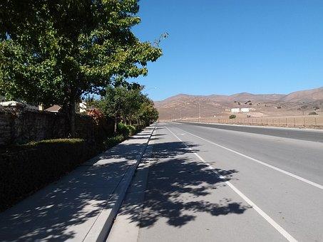 Street, Avenue, Green, Blue, Mountains, Lane, Tanks