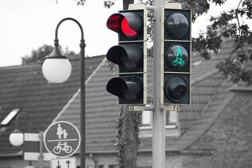 Traffic Lights, Road, Traffic Signal, Junction