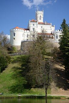 Castle, Trakoscan, Tower, Architecture, Old, Kingdom