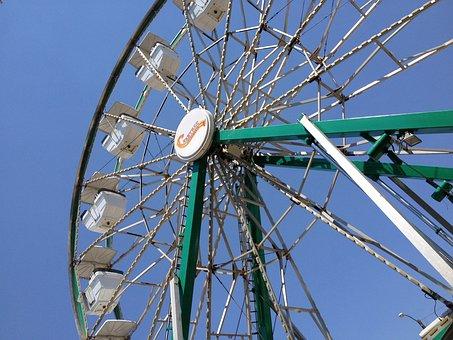 Arkansas Valley Fair, Ferris Wheel, Carnival Ride
