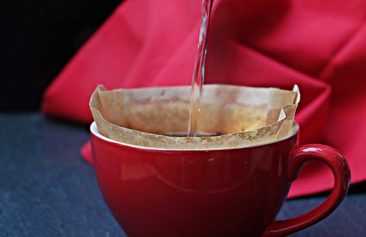 Coffee Cup, Cup Of Coffee, Filter, Drink, Aroma, Cup