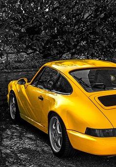 Auto, Porsche, 911, Sports Car, Automotive, Luxury
