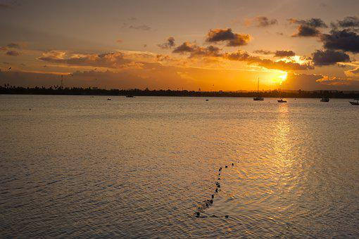 Dar Es Salaam, Indian Ocean, Ocean, Tanzania, Sea