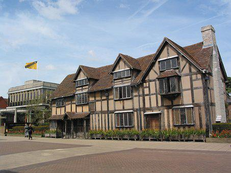 Home, William, Shakespear, Europe, England