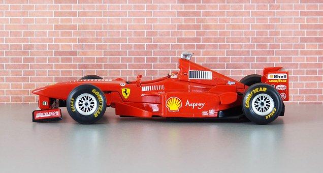 Ferrari, F300, Formula 1, Michael Schumacher, Auto