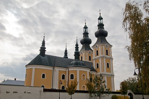 Máriagyűd, Hungary, Church