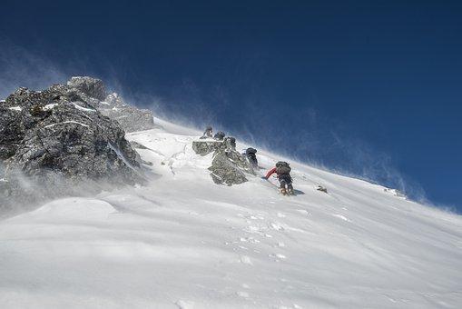 Mountain Climbing, Landscape, Japan, 5 Dragon Peak