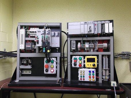 Board, Control, Automation, Drive, Plc, Keypad, Esime