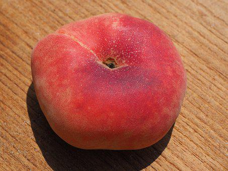 Peach, Flat Peach, Vineyard Peach, Pome Fruit
