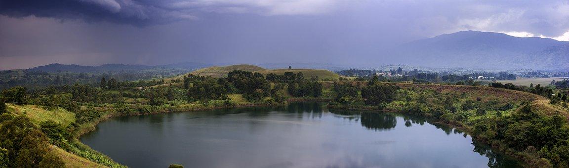 Fort Portal, Rwenzori Mountain, Crater Lake, Scenic