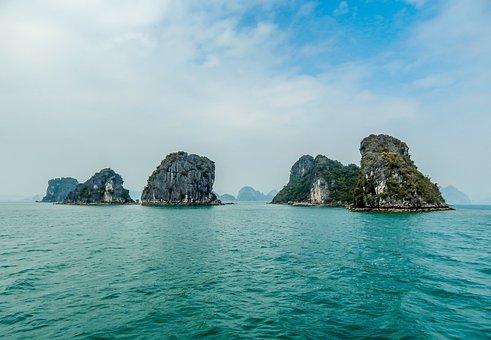 Vietnam, Tourism, Asia, Travel, Nature, Landscape