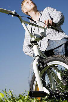 Cyclists, Biker, Bmx, Bike, Wheel, Cycling, Cycle