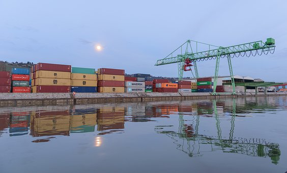 Container, Port, Container Terminal