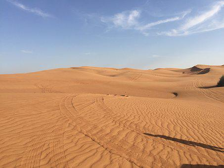 Desert, Dubai, Abu Dhabi Ah