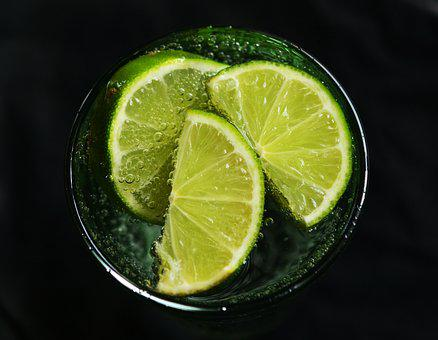 Lime, Water, Refreshment, Detox, Vitamins, Drink