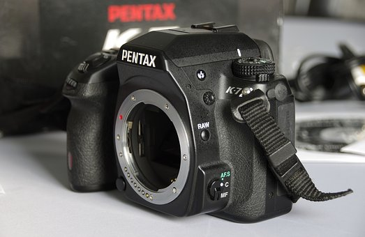Pentax, Digital Camera, Dslr, Camera, Photograph