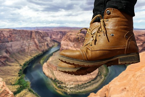 From The Sky Fall, Height, Feet, Shoes