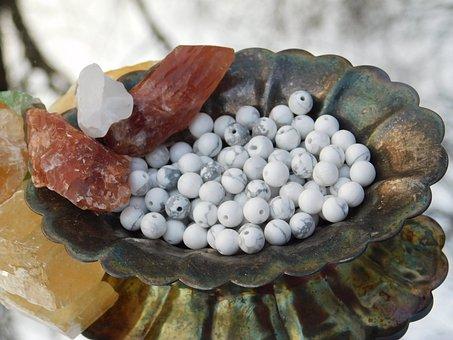 White Turquoise, Crystal, Turquoise, Gemstone