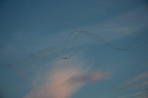 Somersault, Gliding, H-101, Fly, Free, Aerobatics