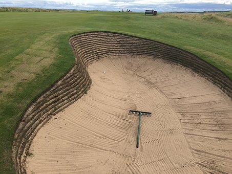 Bunker, Golf, Sport, Course, Green, Game, Club, Leisure