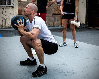 Wall Ball, Crossfit, Grunge, Personal Trainer, Fitness