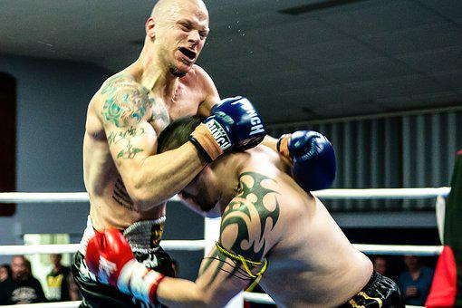 Muay Thai, Gym, Fight, Boxing, Kick, Fighter, Boxer