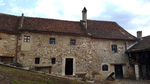 City, Stone, Historic, Goal, Medieval, Castle