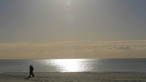 Holland, Beach, Sea, North Sea, Netherlands, Coast