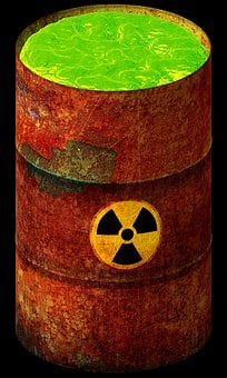 Nuclear, Waste, Radioactive, Toxic, Danger, Radiation