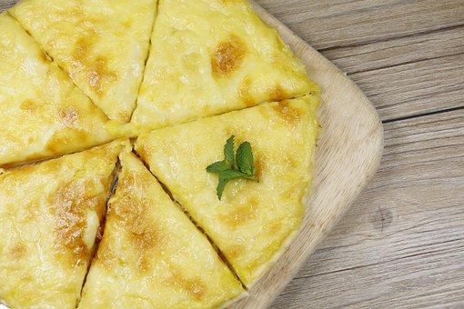 Durian Pizza, Delicious, Pizza
