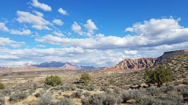 Zion, Utah, Nature, Landscape, Scenic, Wilderness
