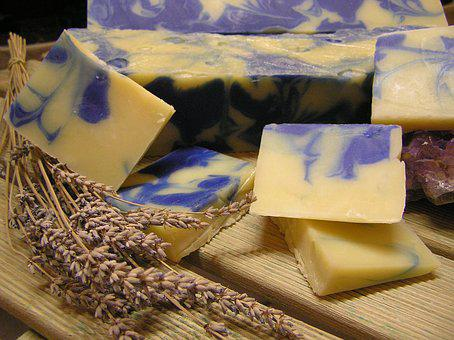 Soap, Lavender, Cosmetic, Natural Soap, Soaps, Natural