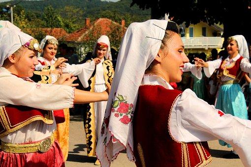 Tradition, Dance, Woman, Dress, Girl, Female, Fashion