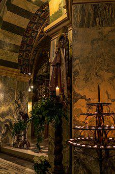 Aachen Cathedral, Church, Chapel, Aachen, Dom, Religion