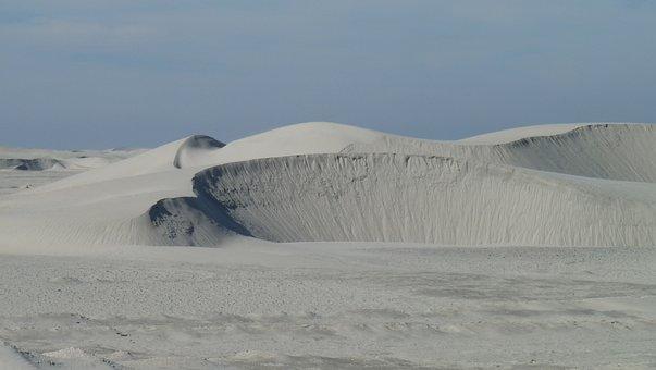 Dunes, Baja California Sur, Black Warrior, Mexico