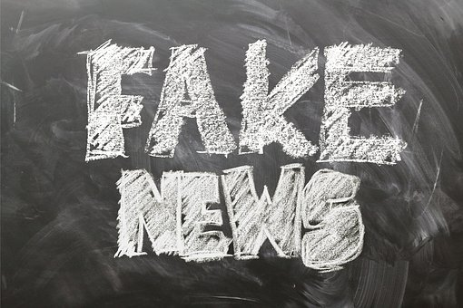Hoax, Board, Blackboard, Circle, Font, News, False