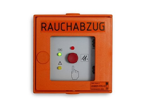 Hand Detector, Fire Detector, Push Button, Button