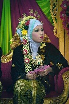 Bride, Custom Java, Muaro Jambi, Sungai Bahar, Jambi