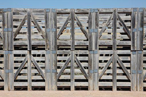 Pallets, Earth, Frame, Pallet Wall