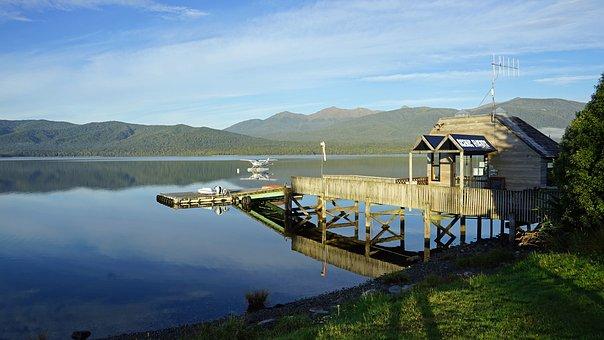 Te Anau, New Zealand, South Island, Landscape